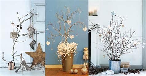 ramas decoracion interiores diy arbol navidad ramas fiaka