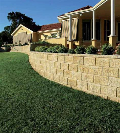 Retaining Walls Ideas Melbourne Brick Garden Wall Melbourne