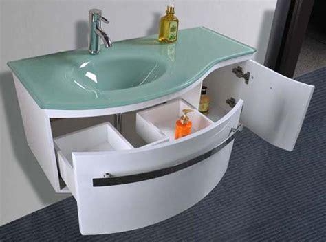 armadietti bagno economici mobile moderno da bagno taunus con lavabo in cristallo pd