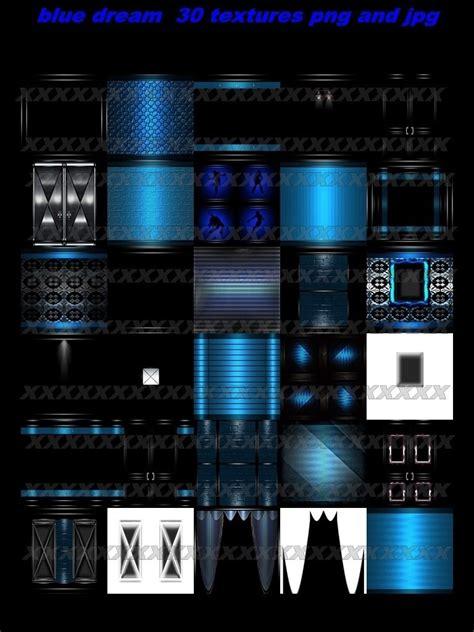 blue dream  textures  imvu rooms panoshard