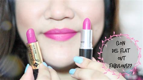 Flat Out mac flatout fabulous lipstick dupe www pixshark