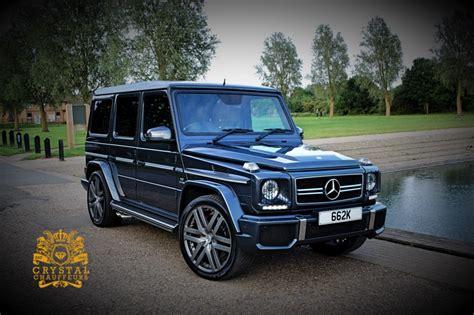 Mercedes Gwagon by Mercedes G Wagon Amg Chauffeur Wedding Car Hire