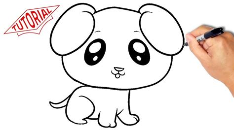 draw  puppy dog  simple easy step  step