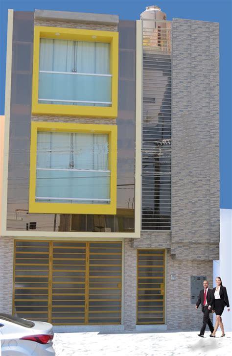 casa tre fachadas de casas