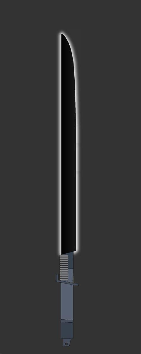 Black Sabre wars black lightsaber by seeras on deviantart