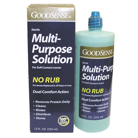 Multi Purpose Solution A 100ml on sale amcon labs the eyecare supply center