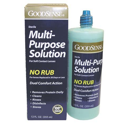 Multi Purpose Solution sense multi purpose solution lens handling contact lens supplies