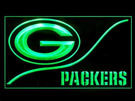 green bay packers lights green bay packers neon light packers neon sign neon
