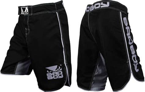 Bad Boy Fundamental Mma Fightshorts Black bad boy mma shorts