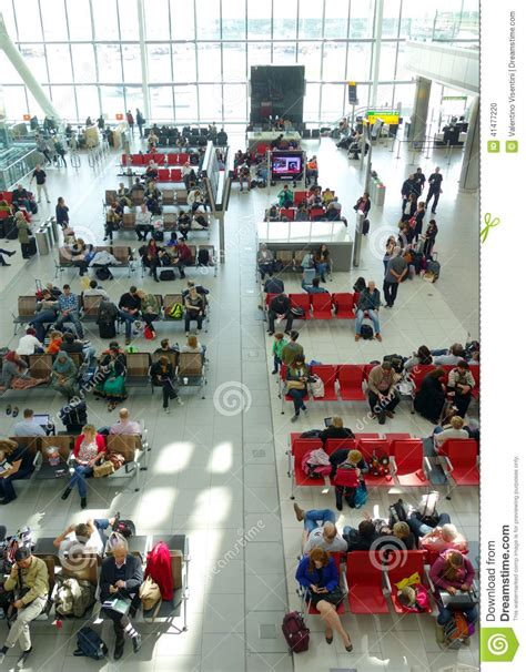 United Airlines Baggage Prices heathrow airport waiting area editorial image image