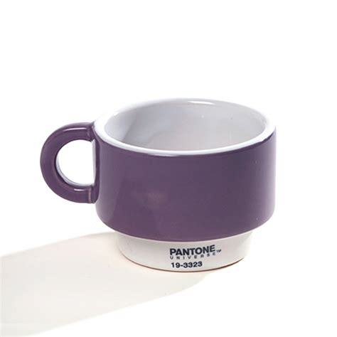 coffee cup light blue pantone universe touch of modern