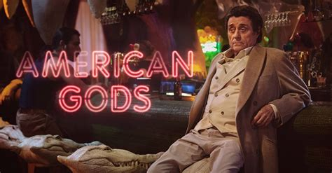 american gods series 1 starz has released a bloody new trailer for american gods