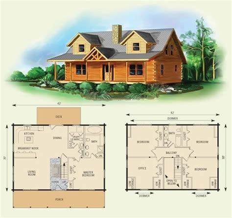 two cabin plans two log cabin house plans awesome best 10 cabin