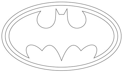 batman logo template muggle studies lesson 1 muggle superheroes page 7