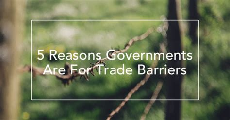 Motor Trade Jobs Abroad by Why Governments Are For Trade Barriers Intelligent Economist