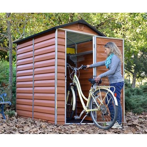 Storage Shed Solutions by Skylight Shed 4x6