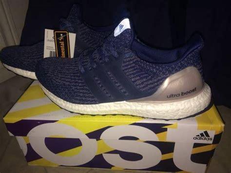 Sepatu Adidas Ultra Boost Mystery Blue adidas ultra boost 3 0 mystery blue ds kixify marketplace