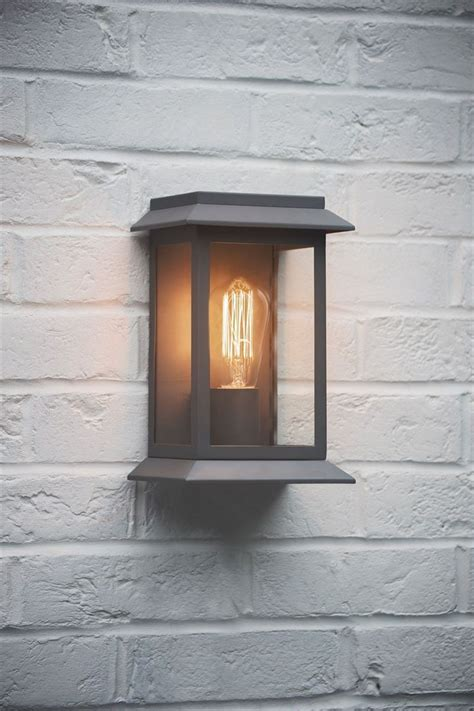 outdoor light impressive outdoor wall lights with built in outlet ideas