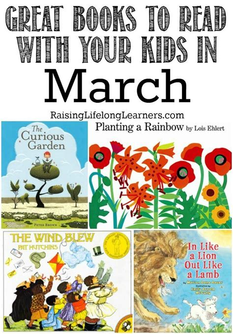 let the children march books great books to read with your in march