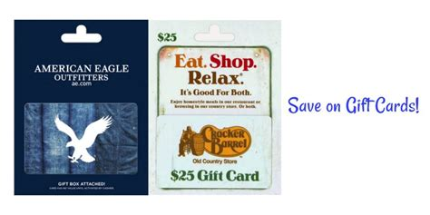 Roadhouse Gift Card Deals - gift card deals save 5 after plenti points southern savers
