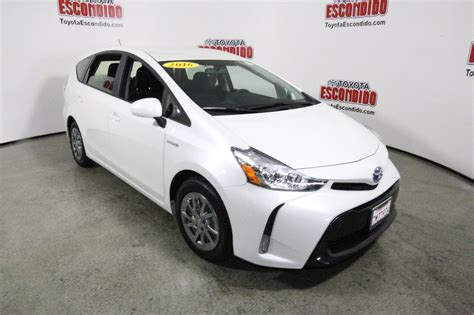 pre owned toyota prius certified pre owned 2016 toyota prius v station wagon in