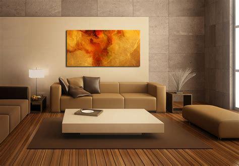 artwork for home modern art print on canvas warm embrace