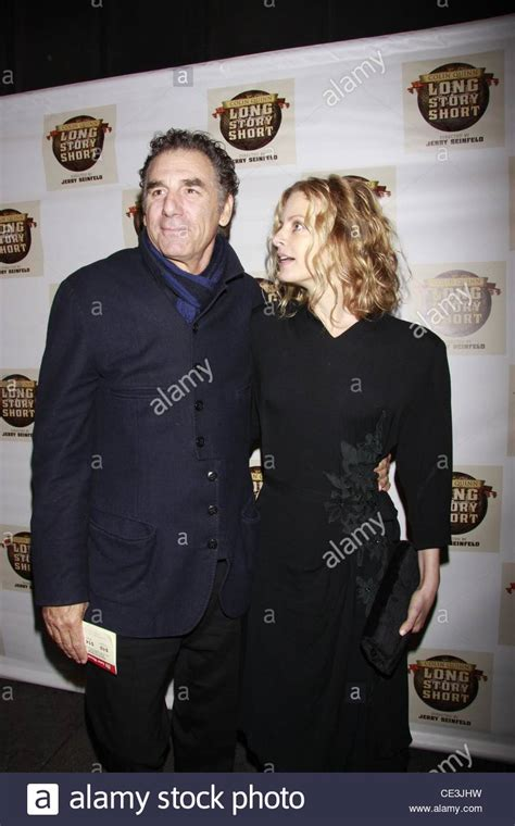 Heres A Michael Richards Lies About Being by Michael Richards And His Fiance Beth Skipp Opening