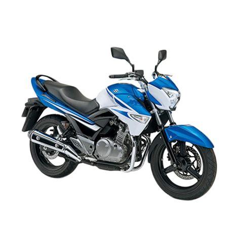 Sepeda Motor Suzuki Jual Suzuki Inazuma 250 Cc Blue Sepeda Motor Uang Muka