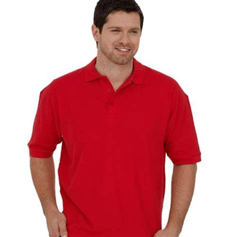 Lgging Cotton Rich Polos olympic polo shirts by uneek embroidered printed or plain