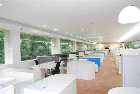 cost  square foot   office interior fitout apex