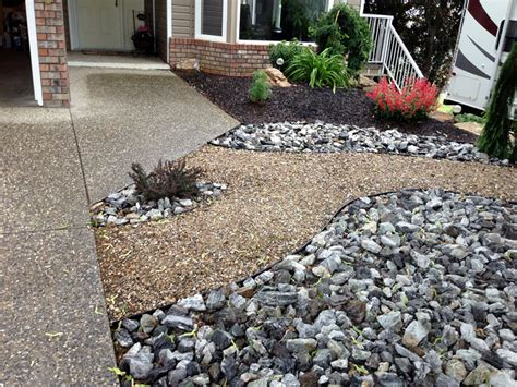 Landscape Rock Vernon Bc Landscaping Xeriscaping Vernon Bc Image Earthworks