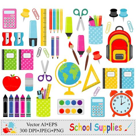 25 best ideas about back to school clipart on