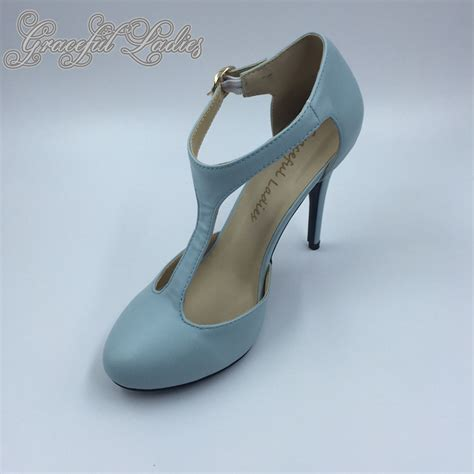 Blue Bridal Shoes by Light Blue Wedding Shoes Promotion Shop For Promotional