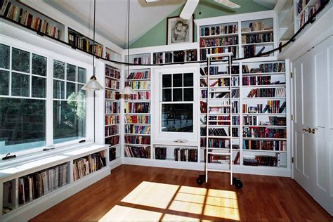 home office library modern house library design modern house