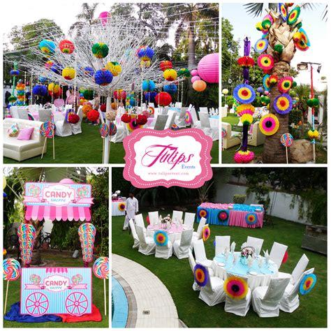 themed birthday party supplies online pakistan sweet candy shoppe birthday party theme ideas pakistan