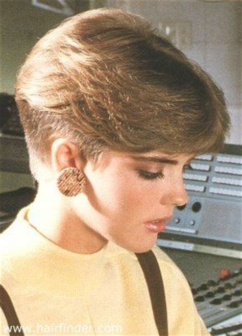 1980s feathered hair pictures preppy short hair i always hated this style 1980 s