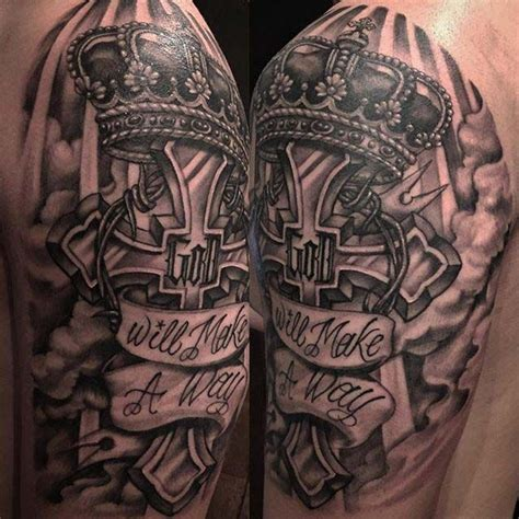 gangsta cross tattoos 86 best images about chicano on