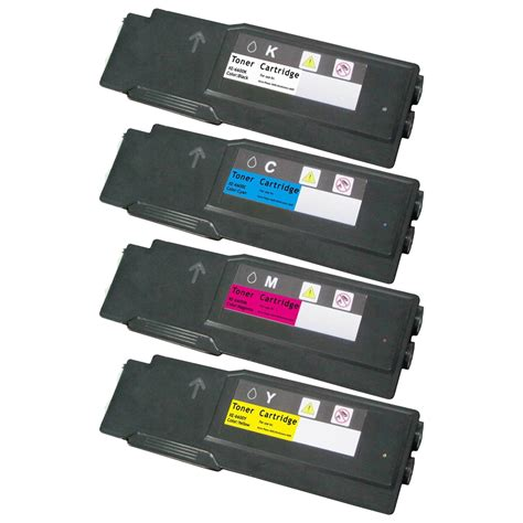 Toner Refill Xerox xerox phaser 6600 and workcentre 6605 toner cartridge 4