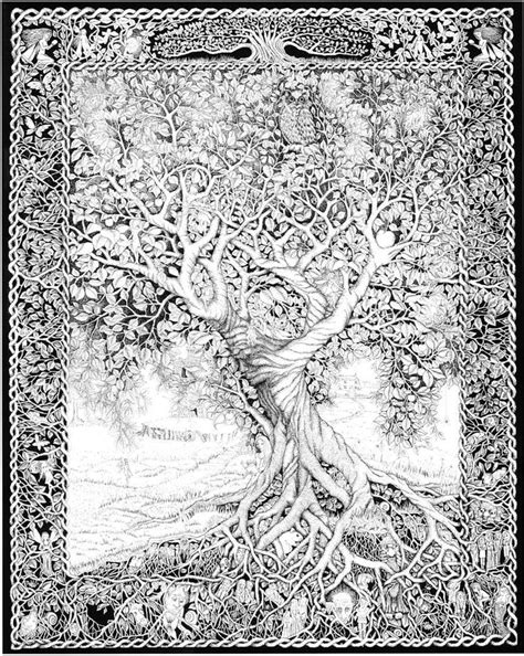 free coloring pages tree of life 793 best images about coloring on pinterest dovers gel
