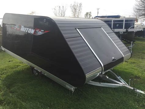 A Place Trailer 1 Triton 2 Place Snowmobile Trailer Rvs For Sale