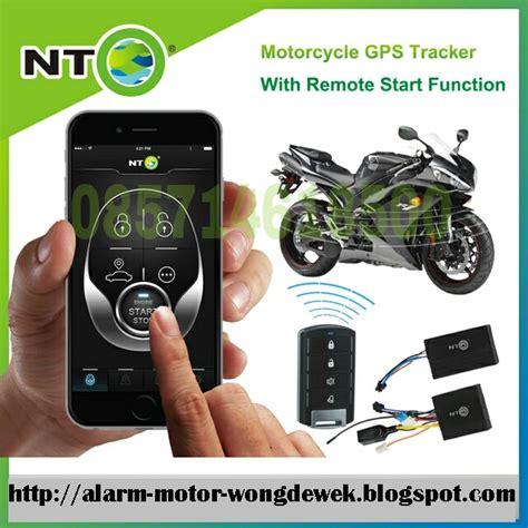 Alarm Motor Tangerang alarm motor tangerang wong dewek jual dan pasang alarm