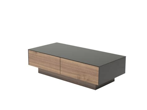 black tempered glass desk modern walnut and black tempered glass coffee table