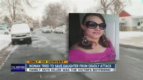 woman stabbed to death daughter injured during domestic dispute family identifies mother of 4 who died in double stabbing