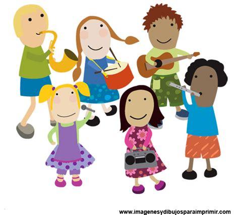 imagenes de niños tocando instrumentos musicales imagenes musicales para ni 241 os