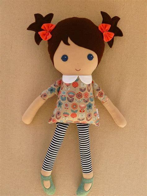 rag doll fabric custom listing for fabric doll rag doll brown