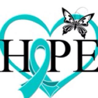ovarian cancer awareness vector clipart best