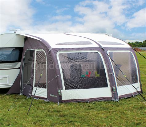 outdoor revolution porch awning outdoor revolution esprit 360 inflatable air caravan porch awning 360x300cm 2017