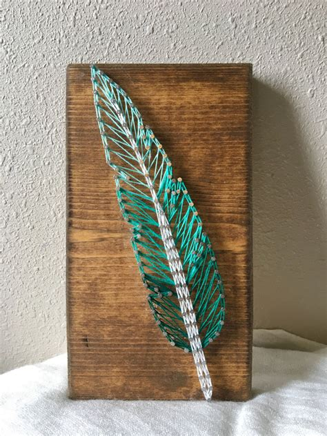 Feather String - feather string boho string