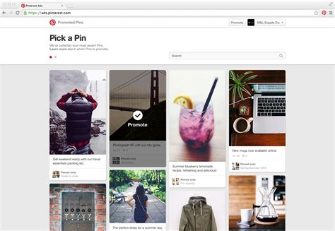 pinterest us pinterest announces self serve promoted pins the adstage
