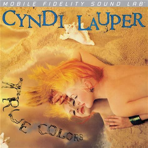 Labela Top cyndi lauper true colors silver label 226 162 lp